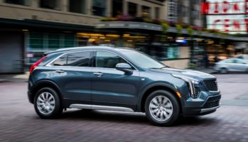 Cadillac XT4 Premium Luxury (US-Version)